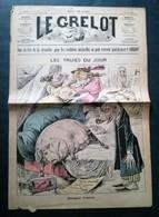 Le Grelot, Les Truies Du Jour, 14 Juin 1896. - Newspapers