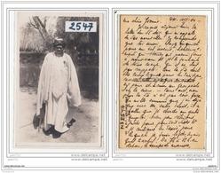 5887 AK/PC/CARTE PHOTO/2547 / A.O.F. / GUINEE / MARCHE INDIGENE - Guinea