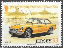 Jersey - Y&T N° 1213 - Oblitéré - Jersey
