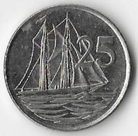 Cayman Islands 1999 25c [C773/2D] - Cayman Islands