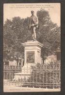 10- BUZANCY -(Ardennes) Statue Chanzy ( Suzaine-Pierson ) - France