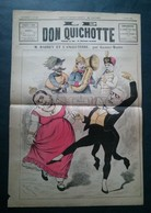 Le Don Quichotte, M. Barbey Et L'Angleterre, Polka Sentimentale,  Par Gilbert-Martin, 9 Aout 1891 - Newspapers