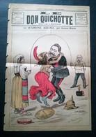 Le Don Quichotte, La Quadruple Alliance Par Gilbert- Martin, 12 Juillet 1891. - Newspapers