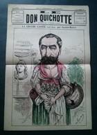 Le Don Quichotte, La Cruche Cassée Par Gilbert-Martin, 17 Décembre 1887. - Newspapers