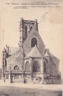 FECAMP Abside De L'Eglise Saint-Etienne ( La Cpa 2781 ) - Fécamp