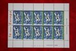 Tien Voor Uw Europa Cow Kuh Koe NVPH V1630 1630 (Mi 1531) 1995 POSTFRIS / MNH ** NEDERLAND / NIEDERLANDE / NETHERLANDS - Bloks