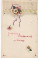 BIRTHDAY / GEBURTSTAG / VERJAARDAG / ANNIVERSAIRE / RELIEF - Humour