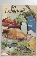 LEICHTE KOST - VERLAG DER FRAU 1965 - Food & Drinks