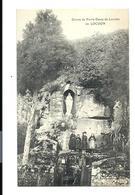 LOCUON - Grotte ND De Lourdes - Le Cunff éditeur - Other Municipalities