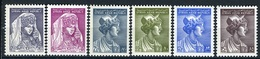 1963-Syria-Queen Zenobia - Complete Set MNH** - Syria