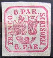 ROUMANIE                    N° 9d                     NEUF* - 1858-1880 Fürstentum Moldau