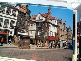 EDINBURG JOHN KNOX'S HOUSE THE ROYAL MILE  STAMP TIMBRE SELO 22 P  GX5764 - Midlothian/ Edinburgh