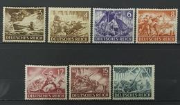 1943 Hero Memorial Day,  Deutsches Reich, Germany, MNH - Ungebraucht