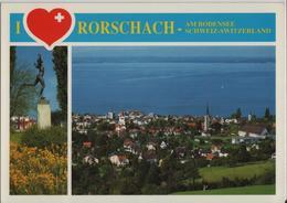 I Love Rorschach Am Bodensee - SG St. Gallen