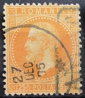 ROUMANIE                    N° 41                     OBLITERE - 1858-1880 Fürstentum Moldau