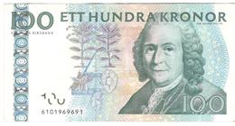 Sweden 100 Kronor 2006 P65c VF - Sweden