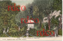 CHILE Lota, Parque, Estatua De Caupolican - Chile