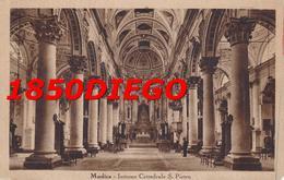 MODICA - INTERNO CATTEDRALE S. PIETRO  F/PICCOLO VIAGGIATA - Modica