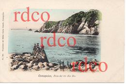 CHILE Concepción, Boca Del Río Bio Bio - Cile