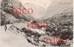 CHILE Camino Uspallata - Cile