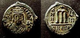 BYZANCE - FOCAS  -  FOLLIS - THEOUPOLIS  - ANTIOCHE - SUPERB  - BYZANTINE  - - Byzantine