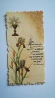BELLE CARTE SOUVENIR 1ère COMMUNION EDITH BADOU MAUBERT 6 JUIN 1907 - Religion & Esotérisme