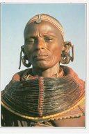 Kenya Femme Samburu - Kenya