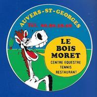 A.C. Auvers-St-Georges Centre équestre LE BOIS MORET - Stickers