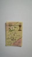 CARTE CELLULOID SOUVENIR 1ère COMMUNION 24 MAI 1903 - Religion & Esotérisme