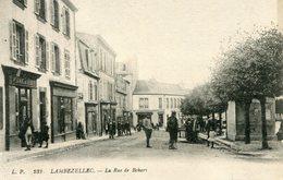 ENVIRON DE BREST *** LAMBEZELLEC  RUE DE BOHARS *** - France