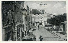 ENVIRON DE BREST *** LAMBEZELLEC  LA PLACE DU BOURG *** - Autres Communes