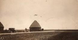 Savigny-sur-Orge Ferme De Champagne Dubonnet Sur Tellier Aviation Ancienne Photo Rol 1910 - Aviation