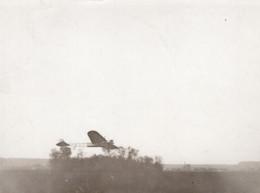 France Aviation Emile Dubonnet Sur Monoplan Tellier Ancienne Photo Rapid 1910 - Aviation