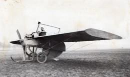 France Aviation Monoplan Sans Queue Rene Arnoux Ancienne Photo Safara 1913 - Aviation