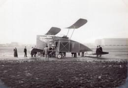 France Issy Aviation Vedovelli Aeroplane Multiplan Ancienne Photo 1910 - Aviation
