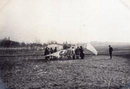 France Issy-les-Moulineaux Aviation Monoplan La Fregate Ancienne Photo 1910 - Aviation
