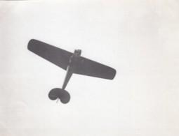 France Aviation Monoplan Nieuport IV ? En Vol Ancienne Photo 1911 - Aviation
