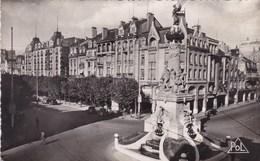 Reims, Marne, Place Drouet D'Erlon Et La Fontaine Subé (pk50809) - Reims