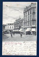 Verviers. Pont Aux Lions. Grand Bazar. 1902 - Verviers