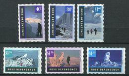 240 TERRE DE ROSS (Nle Zelande) 1996 - Yvert 44/49 - Paysage Antarctique - Neuf ** (MNH) Sans Charniere - Dépendance De Ross (Nouvelle Zélande)