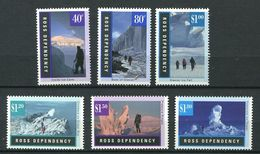 240 TERRE DE ROSS (Nle Zelande) 1996 - Yvert 44/49 - Paysage Antarctique - Neuf ** (MNH) Sans Charniere - Ross Dependency (New Zealand)