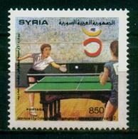 1992-Syria-Special Olimpics-  MNH** - Syria
