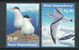 240 TERRE DE ROSS (Nle Zelande) 1997 - Yvert 52 & 55 Emis En Feuille - Oiseau Antarctique - Neuf ** (MNH) Sans Charniere - Neufs