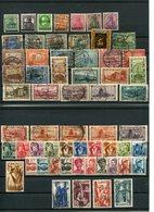 Sarre (Saarland), Lot Timbres 1920/1948 Neufs* Et Oblitérés - Allemagne