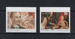 N°2569ND/2570ND (genummerd 500) MNH ** POSTFRIS ZONDER SCHARNIER COB € 20,00 SUPERBE - Belgique