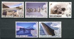 240 TERRE DE ROSS (Nle Zelande) 2005 - Yvert 100/04 - Paysage De L'ile Manchot Otarie ... - Neuf ** (MNH) Sans Charniere - Dépendance De Ross (Nouvelle Zélande)