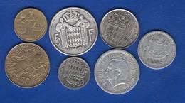 Monaco  7  Pieces - Monaco