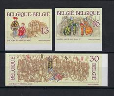 N°2552ND/2554ND (genummerd 507) MNH ** POSTFRIS ZONDER SCHARNIER COB € 37,50 SUPERBE - Belgique
