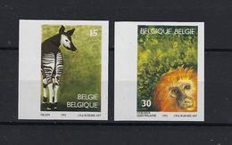 N°2486ND/2487ND (genummerd 501) MNH ** POSTFRIS ZONDER SCHARNIER COB € 30,00 SUPERBE - Bélgica