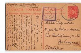 16801 EGYPT CAIRO TO BOLOGNA - POSTAL CENSOR - Covers & Documents